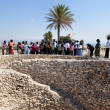 Tel Megiddo - Israel — Stock Photo