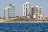 Herzliya Pituah - Israel — Stock Photo