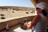 Negev Desert - Israel — Stock Photo