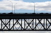 Auckland Harbour Bridge — Stock Photo