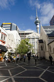 Auckland Queen Street — Stock Photo