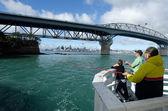 Auckland Harbour Bridge — Stock Photo