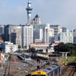 Постер, плакат: Public transport in Auckland
