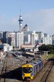 Public transport in Auckland — Stock Photo