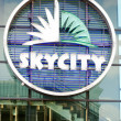 Skycity Auckland — Stock Photo
