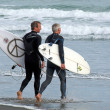 Stock Photo: Surfing - Recreation and Sport