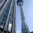Auckland Sky Tower — Stock Photo