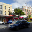 auckland - karangahape road — Stock Photo