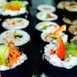 Japanese food - Sushi — Stock Photo #26804899