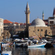 Acre Akko Israel — Stock Photo