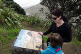 Piha - New Zealand — Stock Photo