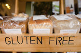 Gluten Free Products — Stock Photo