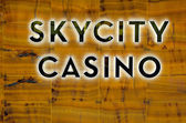 Skycity casino - Auckland — Stock Photo