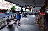 Auckland - Karangahape Road — Stock Photo