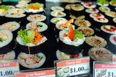 Japanese food - Sushi — Stock Photo