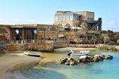 Caesarea Maritima - Israel — Stock Photo