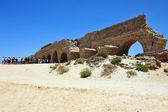 Caesarea Maritima - Israel — Foto Stock
