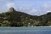 Whangaroa harbor - New Zealand — Stock Photo