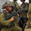 IDF - Israel infantry corps — Stock Photo