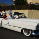 Постер, плакат: Classic convertible 1954 Cadillac Eldorado