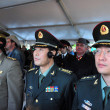 Stock Photo: Military attaches