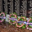 Stock Photo: Israel Navy Fallen Soldiers Ceremony