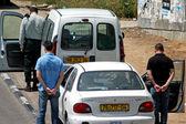 Izrael memorial day - Jom hazikaron — Zdjęcie stockowe
