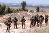 IDF - Israel infantry corps — Stock Photo
