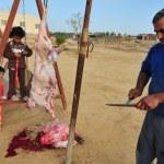 Islamic Holiday - Feast of the Sacrifice — Stock Photo
