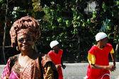 African Hebrew Israelites of Jerusalem — Stock Photo