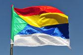 Druze Flag — Stock Photo