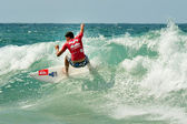 Wave surfer — Stock Photo