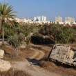 Israel - Ashkelon — Stock Photo