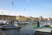 Marseille - Vieux-Port — Stock Photo