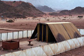 Timna Park - Model of the tabernacle — Stock Photo