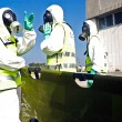 Chemical and Biological Warfare — Stock Photo