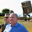 Stock Photo: Iron Dome batterie