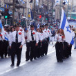Jerusalem March — Stock Photo