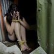 Human trafficking - Concept Photo — Stock Photo #28402053