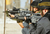 Yamam - Israel Special Central Unit — Stock Photo