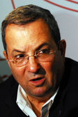 Ehud Barak — Stock Photo