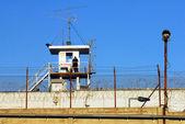 Shikma Prison - Israel — Stock Photo