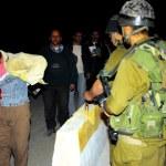 Israeli checkpoint — Stock Photo #28674313