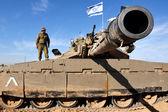 Merkava Tank — Stockfoto