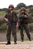 Israel Border Police — Stock Photo