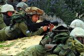 газы протеста израильской осады приносит разочарование явка — Стоковое фото