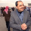 Ahmad Tibi - Israel Parliament Member — Stock Photo