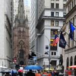 Trinity Church in Manhattan New York — Stock Photo #29266031