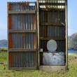 Outdoors toilet — Lizenzfreies Foto