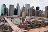 Lower Manhattan - New York — Stock Photo